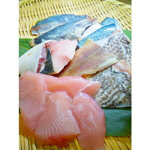 【ふるさと納税】佐渡の魚切り身バラエティーセット 【魚介類・鮮魚】