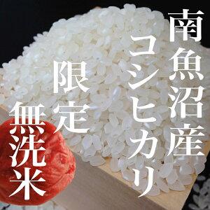 【ふるさと納税】【定期便】《無洗米》南魚沼産コシヒカリ10Kg×全12回