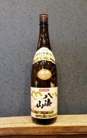 【ふるさと納税】越後の名酒「八海山」 特別本醸造【一升瓶1800ml】