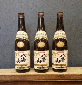 【ふるさと納税】越後の名酒「八海山」 特別本醸造【四合瓶720ml×3本】