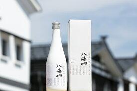 【ふるさと納税】八海山 「雪室貯蔵三年酒 純米大吟醸」四合瓶(720ml)