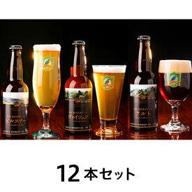 【ふるさと納税】0161 【国内最高賞 受賞】胎内高原ビール 12本セット