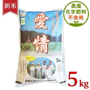 【ふるさと納税】米 5kg 白米 令和2年 16-05新潟県胎内産JAS有機合鴨栽培コシヒカリ5kg(精米)