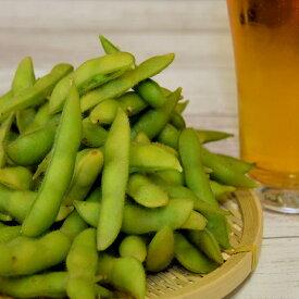 【ふるさと納税】聖籠産枝豆