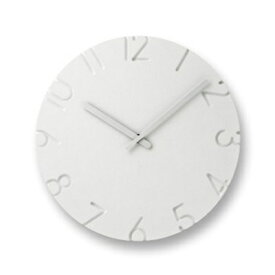 【ふるさと納税】CARVED/Arabic(NTL10-19 A)カーヴド Lemnos レムノス 時計 【インテリア・民芸品・工芸品・伝統技術】 お届け:2020年10月下旬〜11月上旬より順次出荷