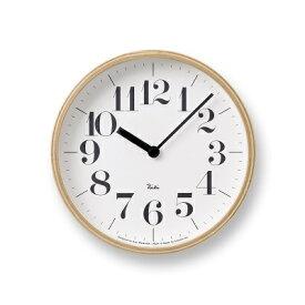 【ふるさと納税】RIKI CLOCK/(WR-0401S) Lemnos レムノス 時計 【インテリア】 お届け:※申込状況によりお届け迄1〜2ヶ月程度かかる場合があります。