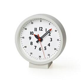 【ふるさと納税】fun pun clock for table /(YD18-04)Lemnos レムノス 時計 【インテリア】 お届け:※申込状況によりお届け迄1〜2ヶ月程度かかる場合があります。