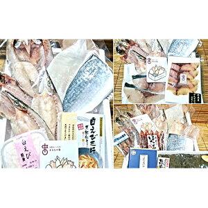【ふるさと納税】年間3回定期便!『ホタルイカ』『白えび』『氷見ぶり』季節の味と熟練職人手捌きの一夜干 【定期便・魚貝類・干物・海老・エビ】