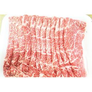 【ふるさと納税】とやま和牛肉 もも肉スライス(約400g) 【肉・牛肉・モモ・にく・ぎゅうにく】
