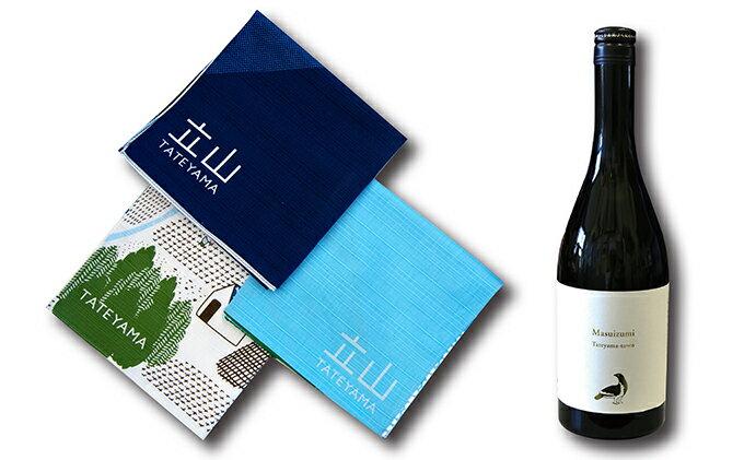 【ふるさと納税】立山の酒と立山オリジナル風呂敷セット 【お酒・日本酒】