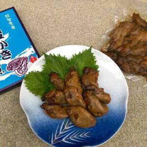 【ふるさと納税】魚介類 牡蠣 /かきの佃煮 150g ×2箱 牡蠣 カキ おかず ご飯のお供