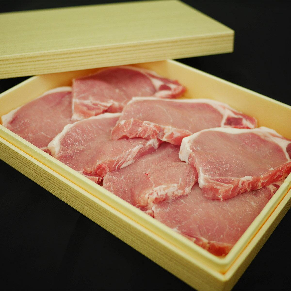 【ふるさと納税】能登豚ローステキカツ 100g×7枚 ※着日指定不可 肉 豚肉 冷蔵配送