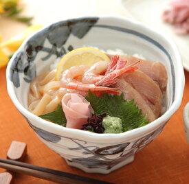 【ふるさと納税】魚介類 海鮮/北陸海鮮づけ丼の具セット [F−C6](80g×6入) ふくらぎ いか あまえび