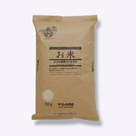 【ふるさと納税】特別栽培米ぶった農産コシヒカリ(白米5kg)【1207813】