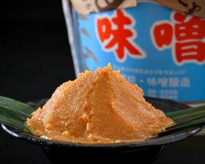 【ふるさと納税】No.012 松浦味噌 4kg / みそ 発酵食品 石川県