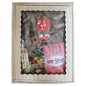 【ふるさと納税】しいたけ 乾燥椎茸Aセット【1007461】