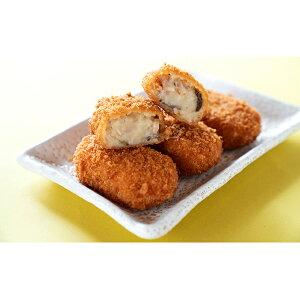 【ふるさと納税】きのこの森 きのこクリームコロッケ 【加工食品・惣菜・キノコ・茸・しいたけ・シイタケ】