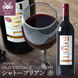 【ふるさと納税】 ワイン 山梨 赤ワイン カベルネ・ソーヴィニヨン種 750ml 1本 父の日 k021-012 送料無料