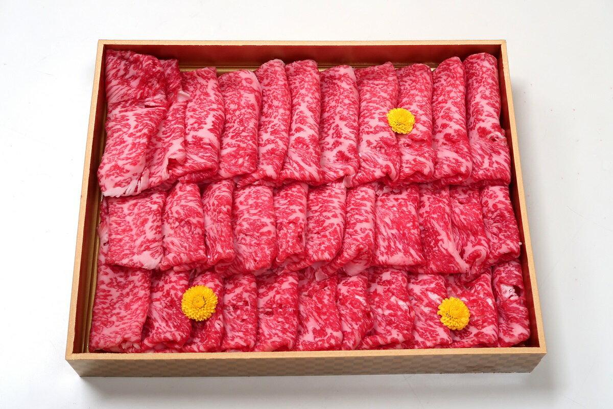 【ふるさと納税】富士山麓牛 ロース薄切り&サーロインステーキセット