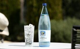 【ふるさと納税】 炭酸水 水 スパークリング プレミアム 富士プレミアムスパークリングウォーター 700mlビン×12本入