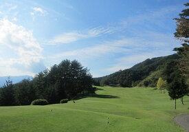 【ふるさと納税】大月ガーデンゴルフクラブ 平日ゴルフプレー券(4名様)|送料無料 おすすめ ゴルフ チケット 東京 メンズ レディース 贈り物 プレー ホテル 旅館 宿泊 練習 上達