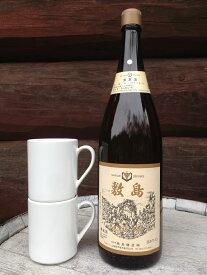 【ふるさと納税】一升瓶ワイン敷島白×ドライジーマグセット