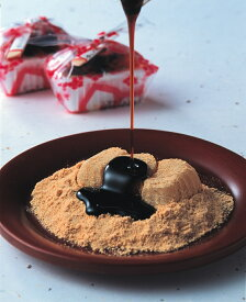 【ふるさと納税】ふるさとの味をおすそ分け 桔梗信玄餅セット
