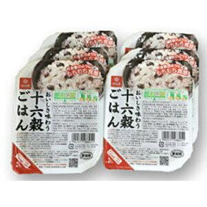 【ふるさと納税】十六穀ごはんレンチンパック 24食分 【雑穀】