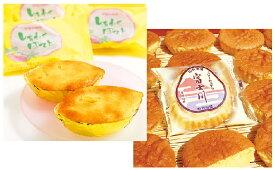 【ふるさと納税】銘菓「富士川」&「しあわせポテト」詰合せ