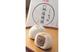 【ふるさと納税】伝統の味!塩まんじゅう10個入