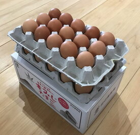 """【ふるさと納税】富士山の麓で育った産地直送 """"忍野の卵"""" 30個入り"""