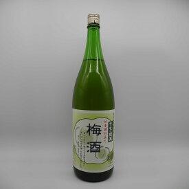 """【ふるさと納税】""""甲斐の開運""""日本酒仕立ての梅酒 一升瓶■"""