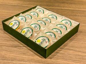 【ふるさと納税】富士山おみやげ 手焼 登梨餅(のぼりもち) 15個入り