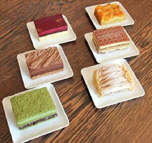 【ふるさと納税】数量限定 高級ホテルや大使館で御用達!【パティシエ手作り6種の冷凍ケーキ詰め合わせ】 | 冷凍ケーキ 送料無料 美味しい ケーキ ギフト プレゼント 誕生日 お祝い バレ