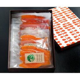 【ふるさと納税】信州サーモン・信州雪鱒・千曲川サーモンの燻製と昆布〆 【魚貝類・鮭・サーモン・スモーク】