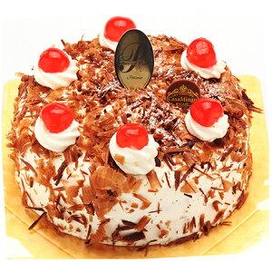 【ふるさと納税】最高級洋菓子シュヴァルツベルダーキルシュトルテ 15cm ※配送不可期間あり お取り寄せスイーツ けーき ギフト ご当地 スイーツ 【お菓子・ケーキ・最高級洋菓子・洋菓