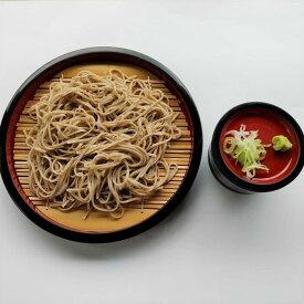 【ふるさと納税】信州そばと山菜漬けセット