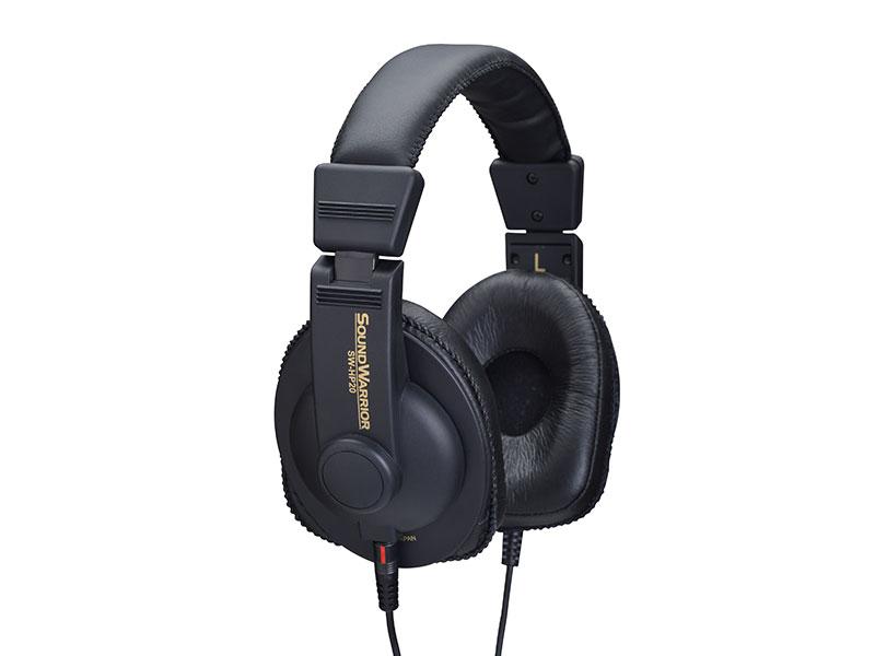 【ふるさと納税】055-002城下工業SOUND WARRIORシリーズ リスニングユース・ヘッドホン(SW-HP20)