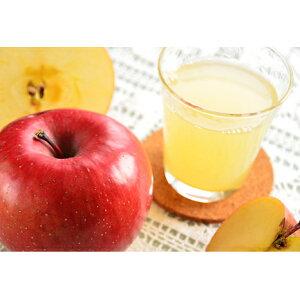 【ふるさと納税】サンふじ&あいかの香り リンゴジュース2種6本入り 【飲料類/果汁飲料/りんご】