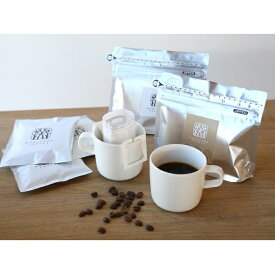 【ふるさと納税】スペシャルティコーヒー&ドリップバッグセット(粉) 【飲料類/コーヒー/コーヒー粉・詰め合わせ】