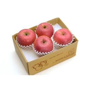 【ふるさと納税】サンふじ 約2kg 【果物・フルーツ・林檎・りんご・リンゴ】 お届け:2019年12月1日〜2020年2月28日まで