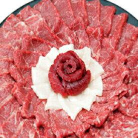 【ふるさと納税】馬刺しギフトセット 【お肉・馬肉・ロース・タレ付・さくら肉】
