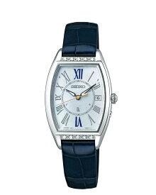 【ふるさと納税】SEIKO ルキア SSVW181 【 腕時計 ファッション 長野県 塩尻市 】