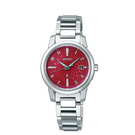 【ふるさと納税】SEIKO ルキア SSQV085 (ソーラー電波)【 腕時計 ファッション 長野県 塩尻市 】