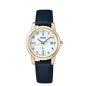 【ふるさと納税】SEIKO ルキア SSQV088 (ソーラー電波)【 腕時計 ファッション 長野県 塩尻市 】