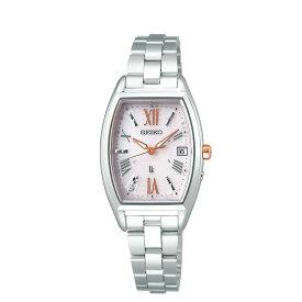 【ふるさと納税】SEIKO ルキア SSVW167 (ソーラー電波)【 腕時計 ファッション 長野県 塩尻市 】