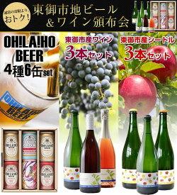 【ふるさと納税】とうみの地ビール&ワイン定期便(3回コース)