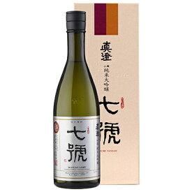【ふるさと納税】真澄 純米大吟醸 七號720ml 【純米大吟醸酒・日本酒・お酒】