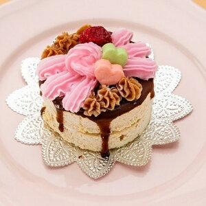 【ふるさと納税】デコレーションミートケーキ(犬用) 【加工品・惣菜・冷凍】