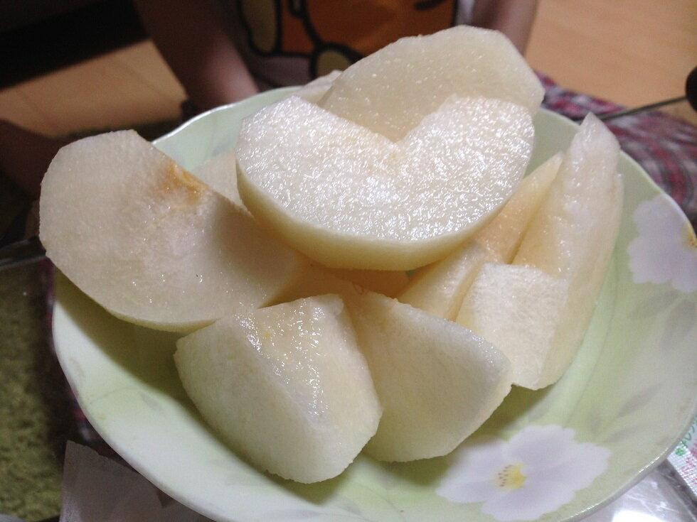 【ふるさと納税】山の中の小さな果樹園『適熟の幸水梨』(5kg)